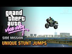 nice GTA Vice City - Unique Stunt Jumps