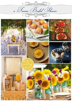 Tuscan themed bridal shower italian themed bridal shower bridal inspiration for a tuscan bridal shower hey wedding lady look at filmwisefo