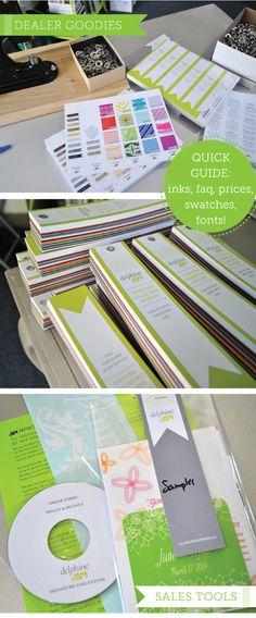 Goodies. a someday press kit
