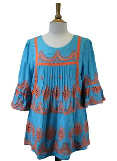 Great tunic - call about sizing! Hip, Chic Boutique
