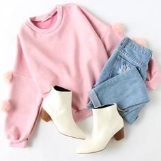 Need something pink.