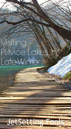 If I had a bucket list, visiting Plitvice Lakes National Park in Croatia certainly would have been on it. Declared a national park in 1949 (Croatia's first) and a UNESCO Heritage site in 1979, the crystal clear lakes and streams are connected by a series of stunning waterfalls. To allow enough time to enjoy the park, we booked a three night stay at a nearby guesthouse. Our mid-March arrival resulted in a bit of disappointment as we learned that half of the park – the Upper Lakes – was…