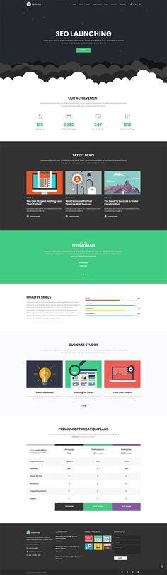 Announce your product launch in a stunning way with Optimize WordPress theme.  #wordpress #theme #webdesign #design #seo #marketing #digitalmarketing #marketingagency #startup #hosting #socialmedia #interactive #analytics #infographic