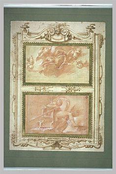 Collages, Grafik Art, Giorgio Vasari, Renaissance, Louvre, Mural Painting, Fresco, Les Oeuvres, Stencils