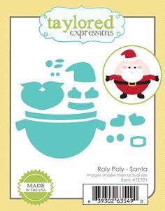 Roly Poly - Santa