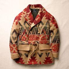Navajo Blanket Jacket