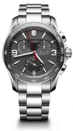 VICTORINOX SWISS ARMY CHRONO CLASSIC Men'S WATCH - Watch Direct