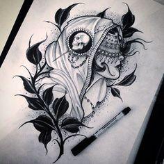 #neotradsub @tattoo.workers #tattooworkers @thenewtrationalistseurope… Body Art Tattoos, Girl Tattoos, Tattoos For Women, Gypsy Tattoos, Arabic Tattoos, Arabic Henna, Dragon Tattoo Back Piece, Dragon Sleeve Tattoos, Traditional Tattoo Design