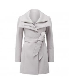 Effortlessly sophisticated, this statement wrap coat in grey is part of our petites range. Wear yours over a little black dress and ankle boots to keep warm in style. Ladies Jackets, Jackets For Women, Work Clothes, Clothes For Women, Wrap Coat, Forever New, Jackets Online, Keep Warm, Duster Coat