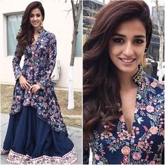 @dishapatani Outfit - @suneetvarmaofficial Jewelry - @curiocottagejewelry Styled by - @leepakshiellawadi #bollywood #style #fashion #beauty #bollywoodstyle #bollywoodfashion #indianfashion #celebstyle #dishapatani #suneetvarma