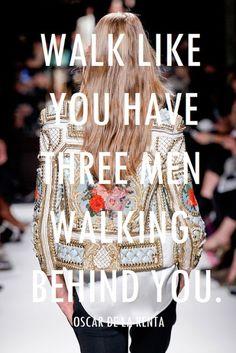 """Hemos aprendido tanto de Óscar de la Renta: """"La elegancia es, sobre todo, disciplina con uno mismo… Es un ejercicio, un trabajo permanente. Y no tiene que ver con la cantidad de dinero que puedas invertir en ropa. Tu puedes ser muy elegante con una simple falda básica y verte mal con un vestido de 2.000 dólares"""""""