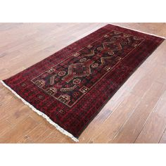 Manhattan Hand-Knotted Oriental Persian Rug