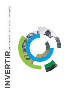 Investieren in der Region Quebec Symbols, Chart, Letters, Entrepreneurship, Infographics, Goal, Brochures, Cities, Factors