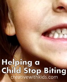 Reader Question – Stopping a Child From Biting:  Hello, I love following your blog and newsletter! I have a problem with my little girl (she'll be 2 in January) 'how do you stop children biting?' Any help welcome!! ~M When this message arrived in the Creative with Kids inbox I really wanted to respond; biting is […]