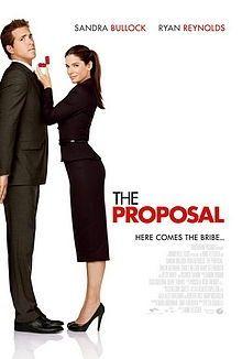 The Proposal (2009).  Sandra Bullock, Ryan Reynolds. Romantic | Comedy. ♥♥♥♥