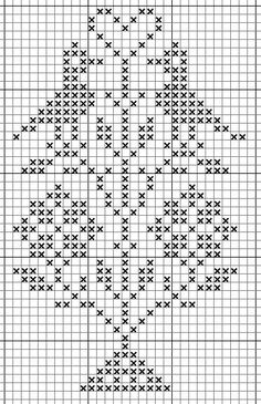 This looks like the kind of thing Marie likes, and I could probably finish it before Christmas. Free Sampler Patterns