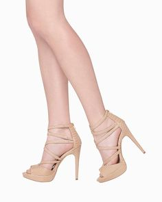 nude faux snake heels <3...I DON'T EVEN LIKE ANIMAL SKIN/PRINT BUT THESE ARE CUTE