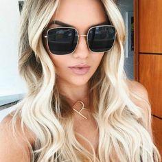 Prescription Sunglasses, Ray Ban Sunglasses, Sunglasses Women, Luxury Sunglasses, Black Sunglasses, Round Sunglasses, Ray Ban Mujer, Lunette Style, Oversized Sunglasses