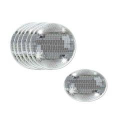 Disco Ball Coasters! It's like they know me.