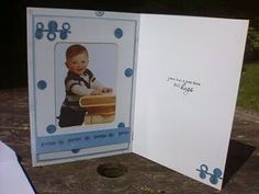 A very special Birthday Card using WMS stamps 1st Birthday Cards, I Card, Stamps, Seals, Postage Stamps, Stamp