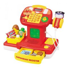Anpanman Register.Japan Proxy and Shopping Mall - The Premier Site to Buy from Japan!