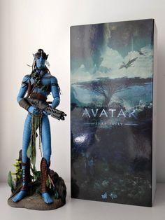 Jack Sully Avatar Hot Toys