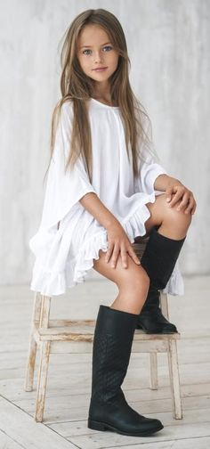 Kristina Pimenova - The most beautiful girl in the world. Ppl need to quit saying that she is the most beautiful girl in the world because is very beautiful but all if yall are just aa beautiful