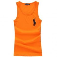 Ralph Lauren Women's Cotton Orange Vest with fashionable design will make you crazy.They are made of excellent materials and designed by famous designers.If you want to get one,you should be hurry.Once you make an order,we will delivery goods as soon as possible,and shipping fee order over $150.      1)100% authentic quality,Factory price     2)Honest,Best customers service     3)30 days return policy     4)100% Satisfaction guarantee