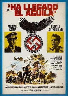 Ha llegado el águila (1976) HDTV   clasicofilm / cine online