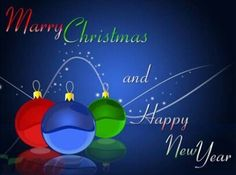 Merry Christmas and Happy New Year Merry Christmas And Happy New Year, Wallpapers, Christmas Ornaments, Holiday Decor, Wallpaper, Christmas Jewelry, Christmas Decorations, Christmas Wedding Decorations