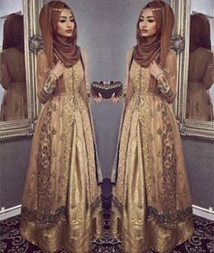 Email at clothing.dahlia@gmail.com or dm for queries and order For heavy made to measure bridal and party wear at affordable prices follow @dahlia_bridals on Instagram we ship worldwide Asian Wedding Dress, Muslim Wedding Dresses, Muslim Dress, Bridal Dresses, Bridal Hijab, Hijab Styles For Party, Wedding Hijab Styles, Pakistani Couture, Pakistani Outfits