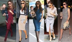 Victoria Beckham's 40 Best Looks for Her 40th Birthday | Visual Therapy