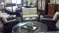 Brand new outdoor/indoor furniture set