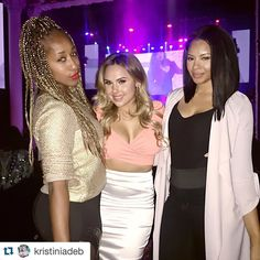 #flashbackfriday  When @kristiniadeb and @vanessajsimmons attended our #sheetmusic #TheDiaryofaSongwriter launch. We cant wait to do it again next month.  #devinetribe  #newbook  #newmusic by a_elite_m