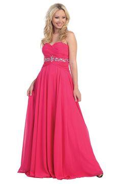 A-line #Sweetheart #Chiffon #Prom #Dresses 05312  $147.20    Find it here.... http://honeydress.com/b/a-line-sweetheart-chiffon-prom-dresses-05312.html?utm_source=SNS%5FSource_medium=SNS%5FPinterest_term=Pinterest_campaign=Pinterest%5FPost_nooverride=1...