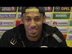 Pressekonferenz mit Pierre-Emerick Aubameyang | BVB total! |