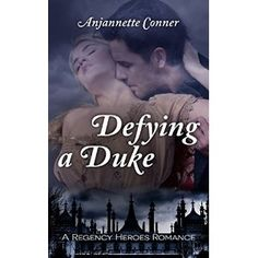 #Book Review of #DefyingaDuke from #ReadersFavorite - https://readersfavorite.com/book-review/defying-a-duke  Reviewed by Rabia Tanveer for Readers' Favorite  Defying a Duke: Regency Heroes #1 by Anjannette Conner is a beautiful tale of love, duty and honor. The story follows Jordan Montgomery, an American heiress, who was blessed with older brothers who love her and want to protect her at all costs. And although she loves them, she has bigger dreams than just bein...