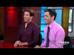 Catching up with the Property Brothers
