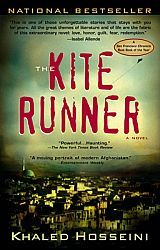 The Kite Runner---I also recommend the foreign film that was made after this book