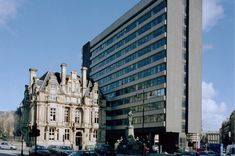 Newcastle's Westgate House, once voted among England's ugliest buildings, was demolished in Newcastle, Multi Story Building, Louvre, England, Buildings, Travel, Viajes, Destinations, Traveling