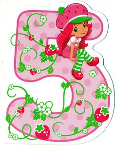 Dibujos, desenhos, para fazer atividades educacionais, imagens raras de animes, cartoons, alimentos, frutas, verduras, contos de fadas etc.. Strawberry Shortcake Coloring Pages, Strawberry Shortcake Party, Diy For Kids, Crafts For Kids, Strawberry Birthday Cake, Cumple Paw Patrol, Bear Party, Birthday Numbers, Patch Kids