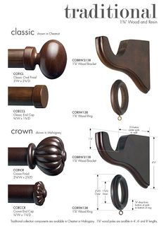 Traditional style in classic and crown #Window #Details #Hardware