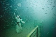 Andreas Franke Vandenberg: underwater gallery.  Amazing pictures (photo manipulation)