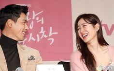 Sweet Couple, Love Couple, Kdrama, Hyun Bin, Korean Actresses, Alessandra Ambrosio, My Crush, Korean Drama, Sons