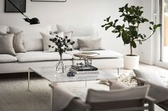 A beautiful, inspiring space with a clear Nordic aesthetic, courtesy of Design Therapy.