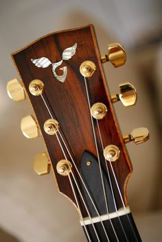 1000 Images About Acoustic Guitar Headstock On Pinterest