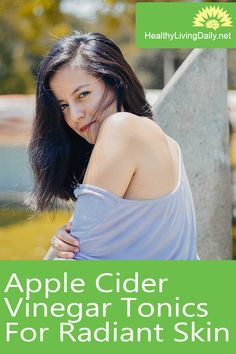 Apple cider vinegar is an effective way to help your skin maintain a healthier and younger look. Read this article to find out more. 🍎👍😊🤩  #applecidervinegar #skin #radiantskin  #vinegar #rawapplecidervinegar #toner #unpasteurizedapplecidervinegar  #organicapplecidervinegar #apple #skincare #ACV #exfoliatingscrub #detoxification #facialmask #greentea #honey #cinnamon #healthylivingdaily #followme #follow