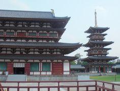 奈良 薬師寺 | なら散策日記【鹿と亀と猫と犬の日々】
