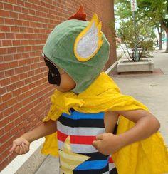 Super hero hat