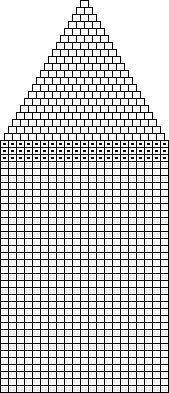 Design Paper for Size 15/0 Delica Beads Earring - Beadwork   ~ Seed Bead Tutorials